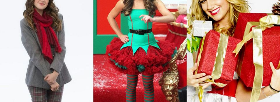 Last Christmas chanté par Laura Marano, GLEE & Ashley Tisdale