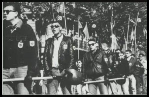"""L'Odyssée des """"rats noirs"""" : voyage au coeur du Groupe union défense (GUD) - 3/3"""