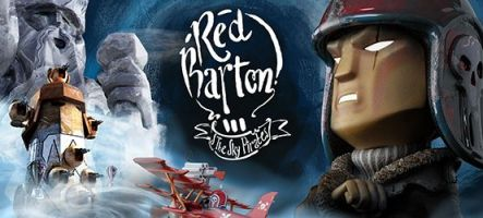 [PREVIEW] Red Barton and the Sky Pirates.