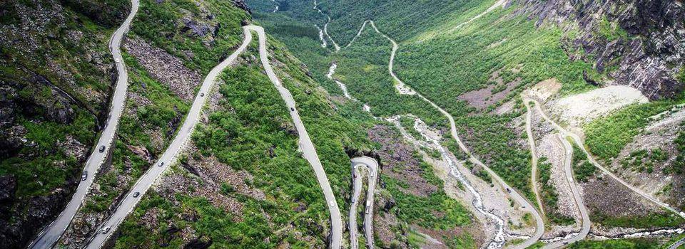 ROAD TRIP EN NORVEGE