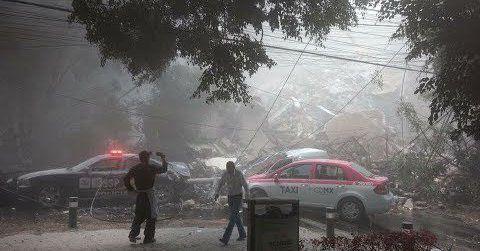 MAJ Mexico et sa région frappées par un puissant séisme 7.1