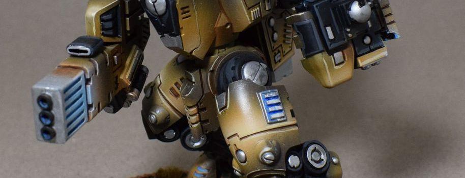 Commande Empire Tau