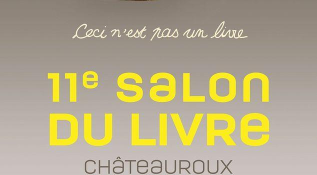 XIème Envolée des Livres de Châteauroux