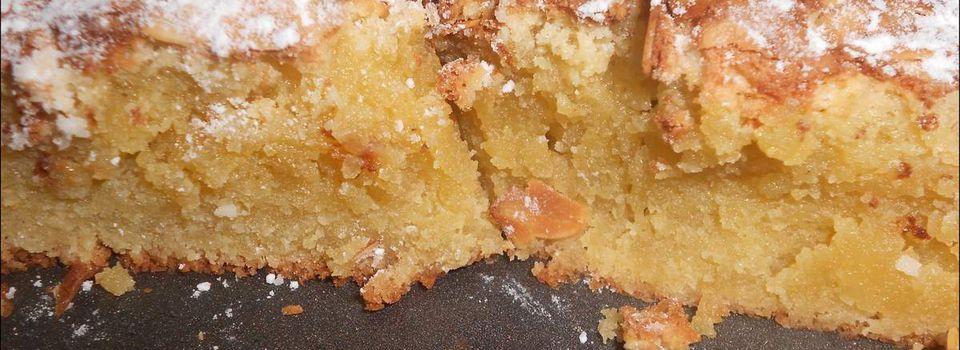 namandier ou le gâteau frangipane