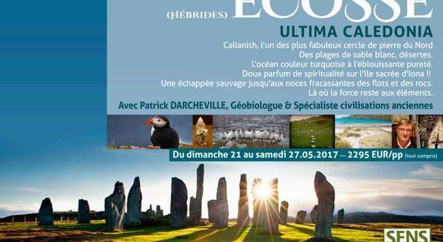 Hébrides extérieures - L'Ecosse - Voyage organisé par www.sensinverse.com
