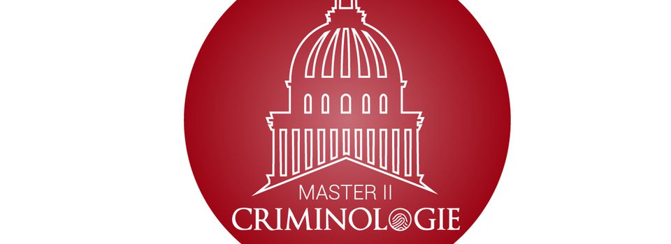 Logo de l'association du Master 2 Criminologie