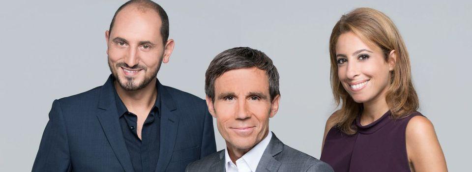 """""""L'émission Politique"""" reçoit de nombreuses personnalités en direct ce soir sur France 2"""
