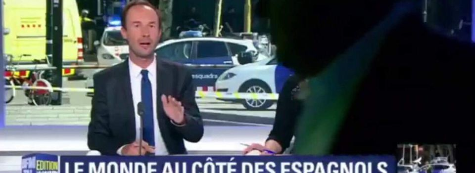 Alain Marsaud quitte BFMTV en direct !