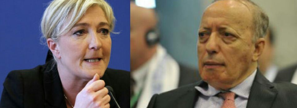 Vidéo : Marine Le Pen souhaite collaborer avec les services de renseignements algériens. KDirect - Actualité