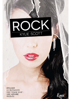 Stage Dive 1 Rock  - Kylie Scott